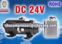 universal type electric automotive ac compressor for automotive roof top air conditioning