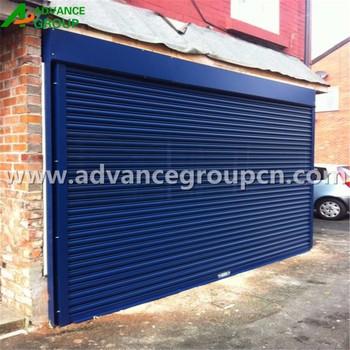 Electric Roller Doorhurricane Door Security Roller Doorroller Door