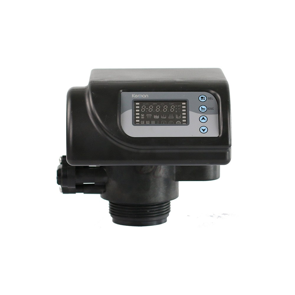 4 ton automatic water softener valve of downflow type for water softener buy automatic water. Black Bedroom Furniture Sets. Home Design Ideas
