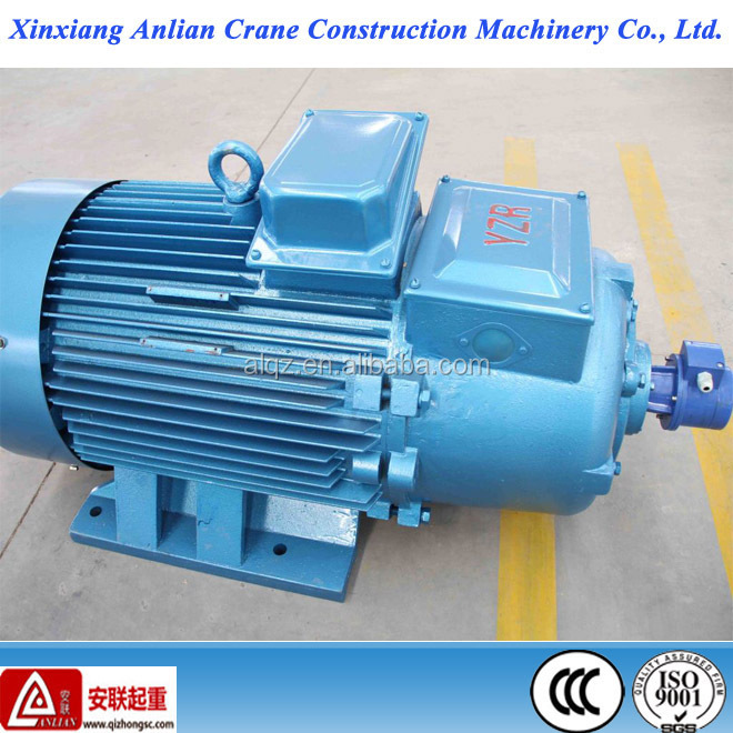 Crane Spare Parts 3 Phase Small Electric Induction Motor