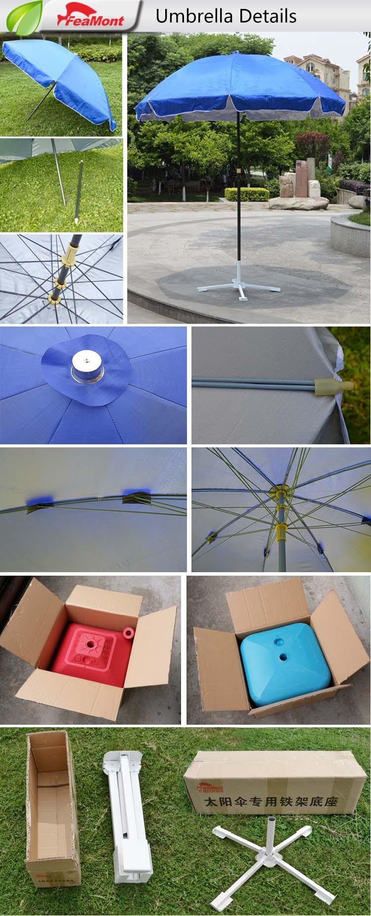 beach umbrella with solar fan umbrella outdoor outdoor