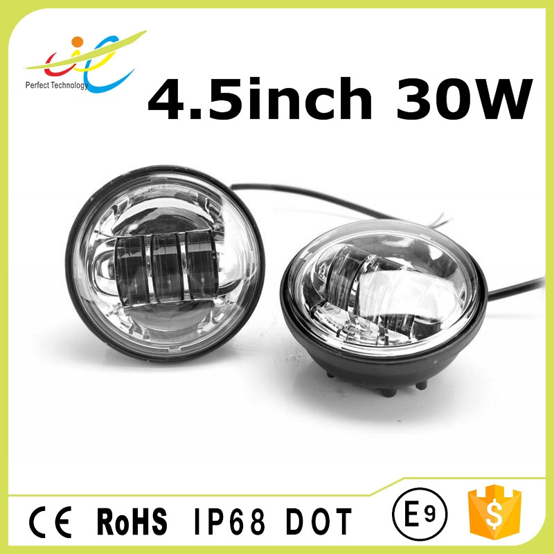 5inch 30W Harley motorcycle headlight