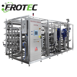 6000 LPH 6 Ton per hour Ro Water Treatment Plant Price Of Water Purifying Machines