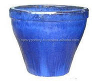 glazed pots, garden pots online, clay plant pots,big plant pots