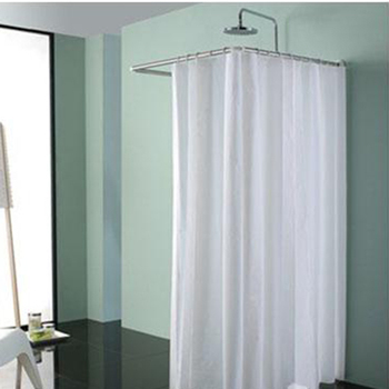 Assembly L Shaped Or U Shower Curtain Rod