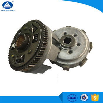 Motorcycle Engine Parts Manual Wet Clutch Assembly Cg175 Buy Motorcycle Clutch Motorcycle Engine Parts Clutch Assembly Product On Alibaba Com