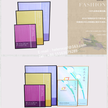 Bulk Sale 12x16 20x16 12x14 24x36 Plastic Picture Frame / Plastic ...