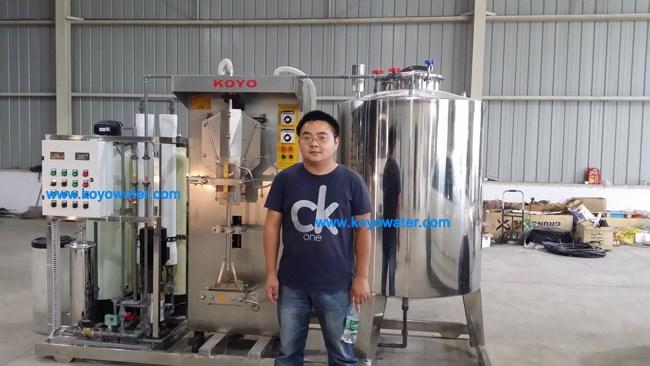 Complete Water Beverage Sachet Production Line/pouch