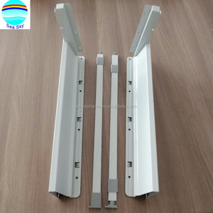 Kitchen Double Wall Drawer Slide Tandem Box
