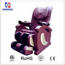 Folding accupressure massage chair