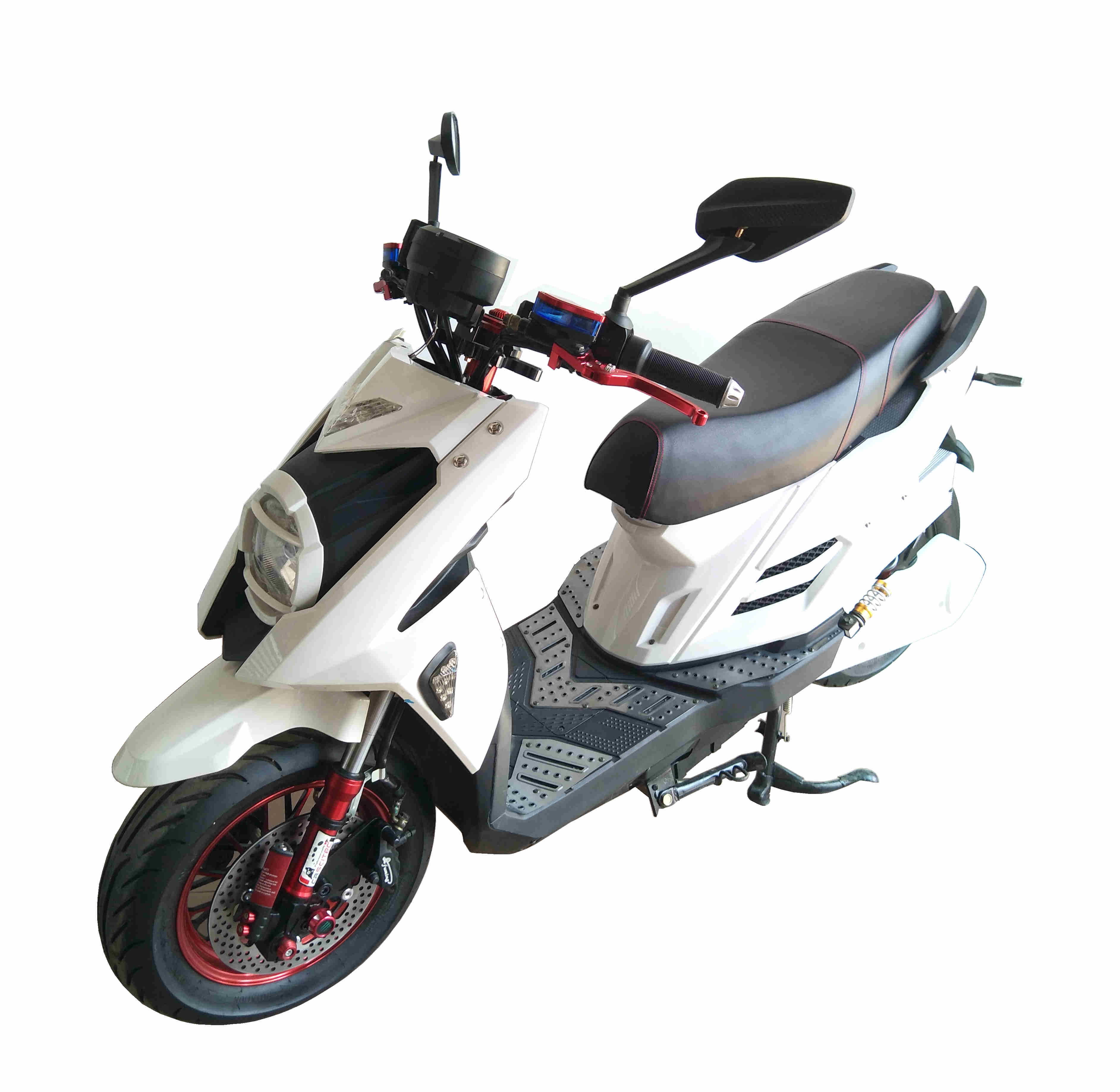 Super racing motorcycle scooter motocicleta electrica 1000W
