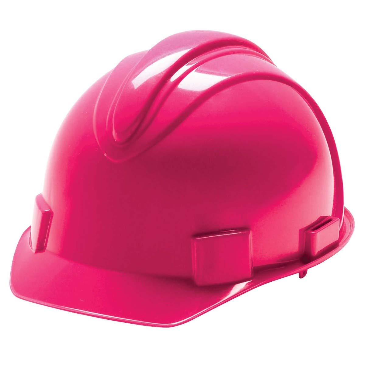 8c28fd8659e Get Quotations · Kimberly-Clark Professional Pink Jackson Safety Charger HDPE  Cap Style Slotted Hard Hat With 4