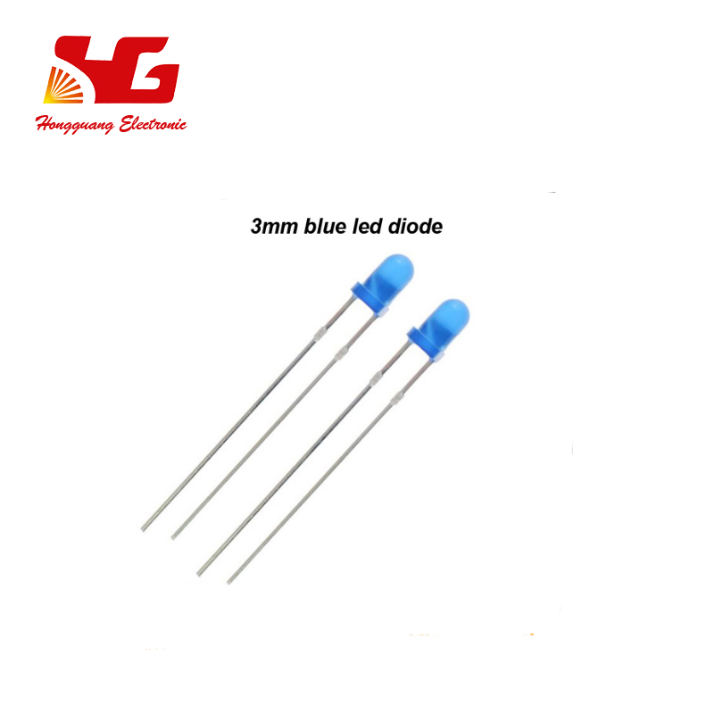 1.8mm 2mm 3mm 5mm 8mm 10mm Dip LED Diode