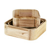 New fashion cheap wooden fruit crates wholesale with handles