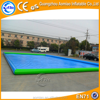 2016 largest inflatable rectangular pool inflatable pool square