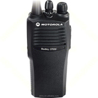 200 Mile Walkie Talkie Two Way Radio Handy Motorola CP200