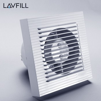 Exceptional 4 Inch Bathroom Fan Window Kitchen Ventilator Small Wall Exhaust Fan