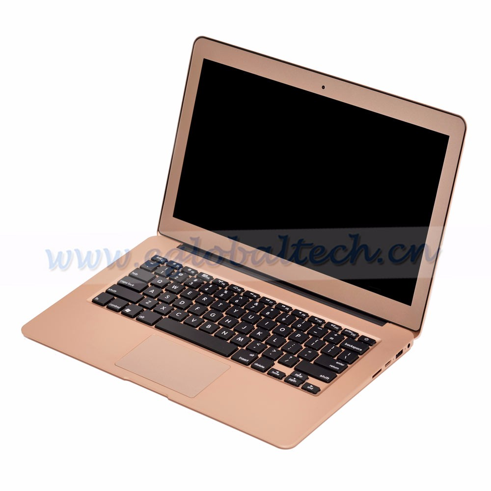High Quality Cheap Netbook Broadwell Core I3 5005u CPU HD5500 Graphic 8GB RAM 256GB SSD Laptop