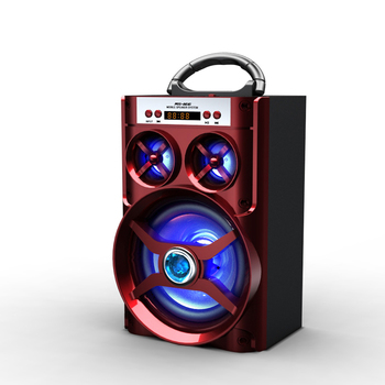 2018 Home Theatre Wireless Manual Super Bass Portable Speaker Box ...