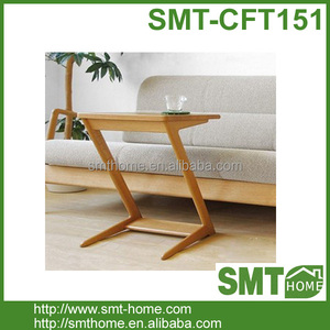 Brand New sofa side Solid Pine Removable Cheap Tea Table