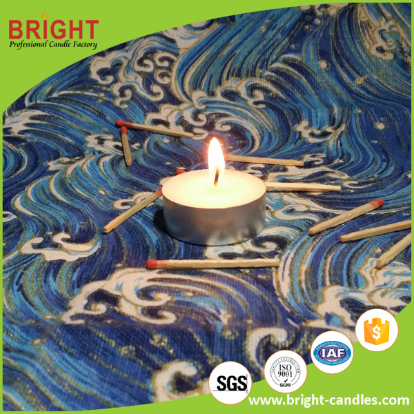 2Layered Multi Colored Scented High Quality Decorative Pillar Candles