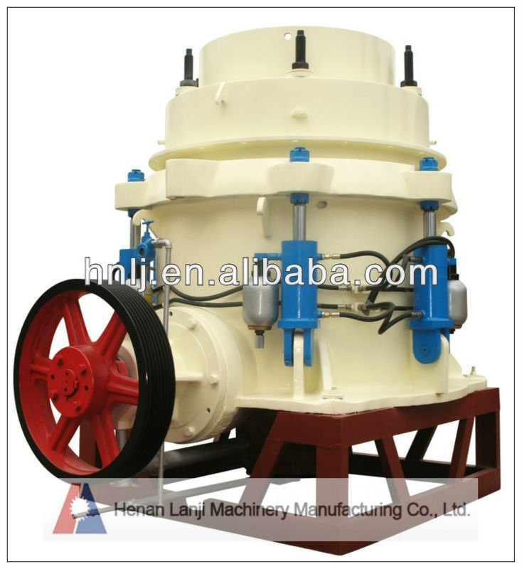 Reliable quality hydraulic press cone crusher with low price