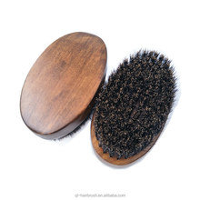 Beard Brush for Men Natural Boar Bristles Facial Mustache Cleaning Styling Maintenance Hair Comb Tool