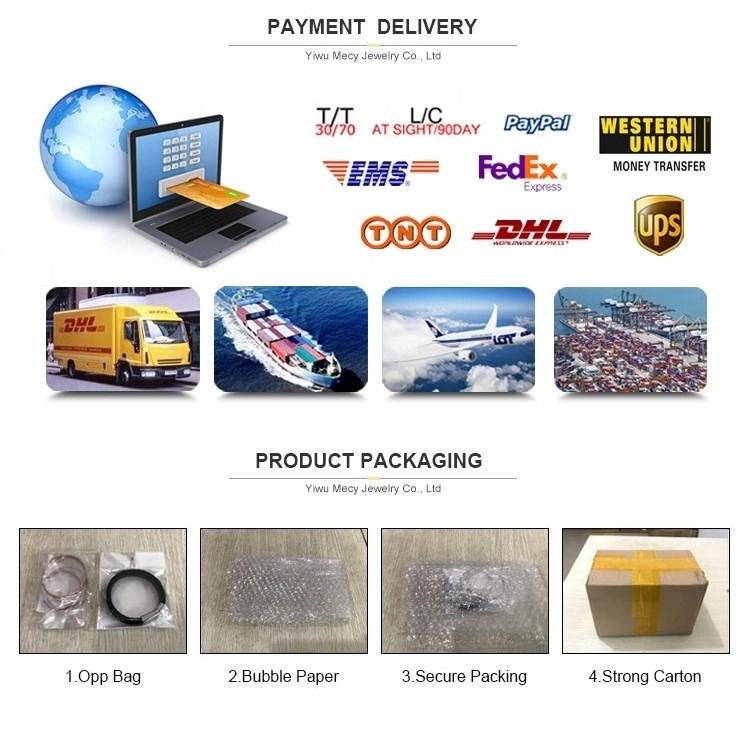 Nuevo Producto mujeres Europa y América IP chapado en oro titanio acero Cruz pulsera