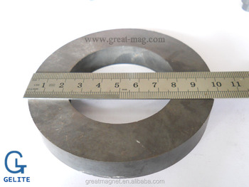 cheap ferrite big circular ring magnets rare earth magnet buy ring