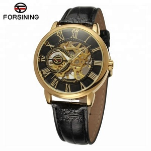 Forsining Men's High Quality Mechanical Automatic Western Watch Price