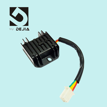 Chinese Factory Price Fxd125 R6 Universal Motorcycle Voltage Regulator -  Buy Motorcycle Parts,R6 Voltage Regulator,Universal Voltage Regulator  Product