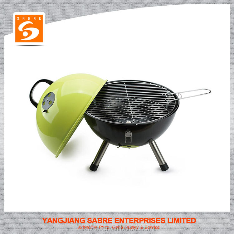 Sabre (High) 저 (quality 휴대용 round stainless steel outdoor 숯 bbq 그릴