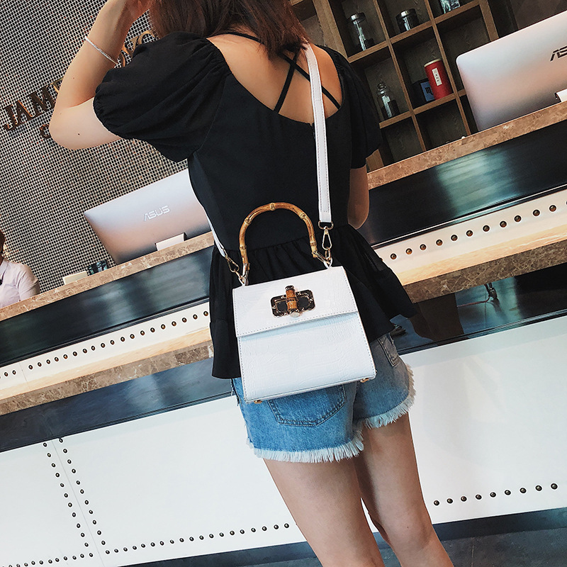 simple pu material bag portable for sale for women-5
