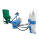 Reliable and Good farm equipment feed pellet machine and diesel horse feed pellet pelletizer