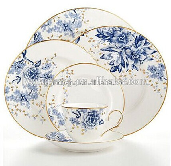 Royal bone china dinner sets/Corelle high grade porcelain tableware/top quality dinnerware  sc 1 st  Alibaba & Buy Cheap China quality bone china dinner sets Products Find China ...