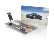 Credit Card shape USB memory stick/Credit Card style USB flash memory stick/custom credit card usb flash