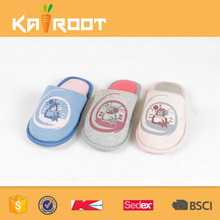 2017 new thick cotton slippers home floor indoor children's slippers