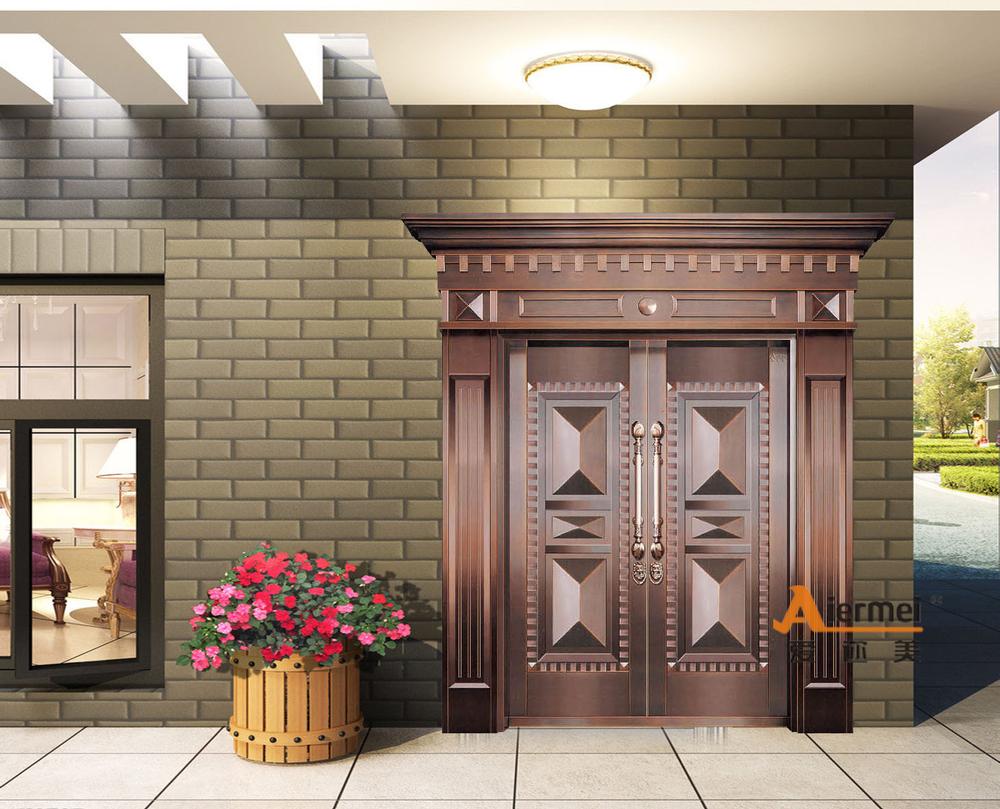 2015 best price top sale copper used exterior french doors for Used exterior french doors