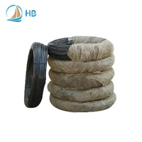 OEM/ODM high quality ASWG black annealed tie metal wire