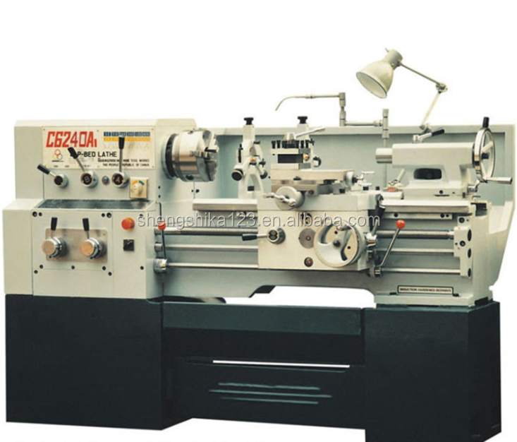 Made in China Used hydraulic lathe machine with 380V 50HZ 3P Voltage