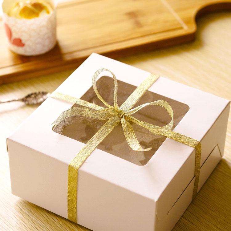 Cake Take Out Wedding Boxes