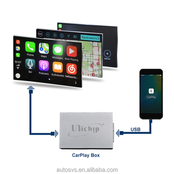 Smart Auto Apple Carplay Box Video Interface Carplay Universal Carplay For  Mercedes W176 W205 W253 - Buy Universal Carplay,Video Interface