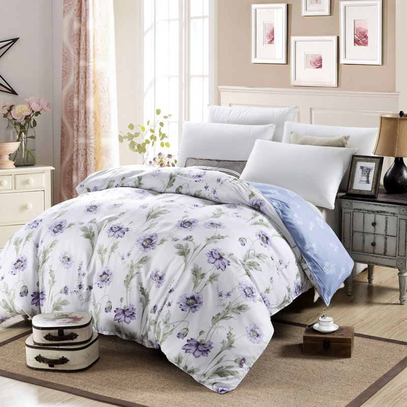 The Levtex Home Washed Linen/Cotton Blend Duvet Cover is made from two ultra-soft fabrics for a sumptuous and luxurious look and feel. Available in a solid or stripe motif, this lightweight duvet will provide warmth and comfort throughout the year.