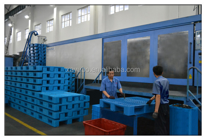 1200X1000MM best food grade plastic pallets price made in china