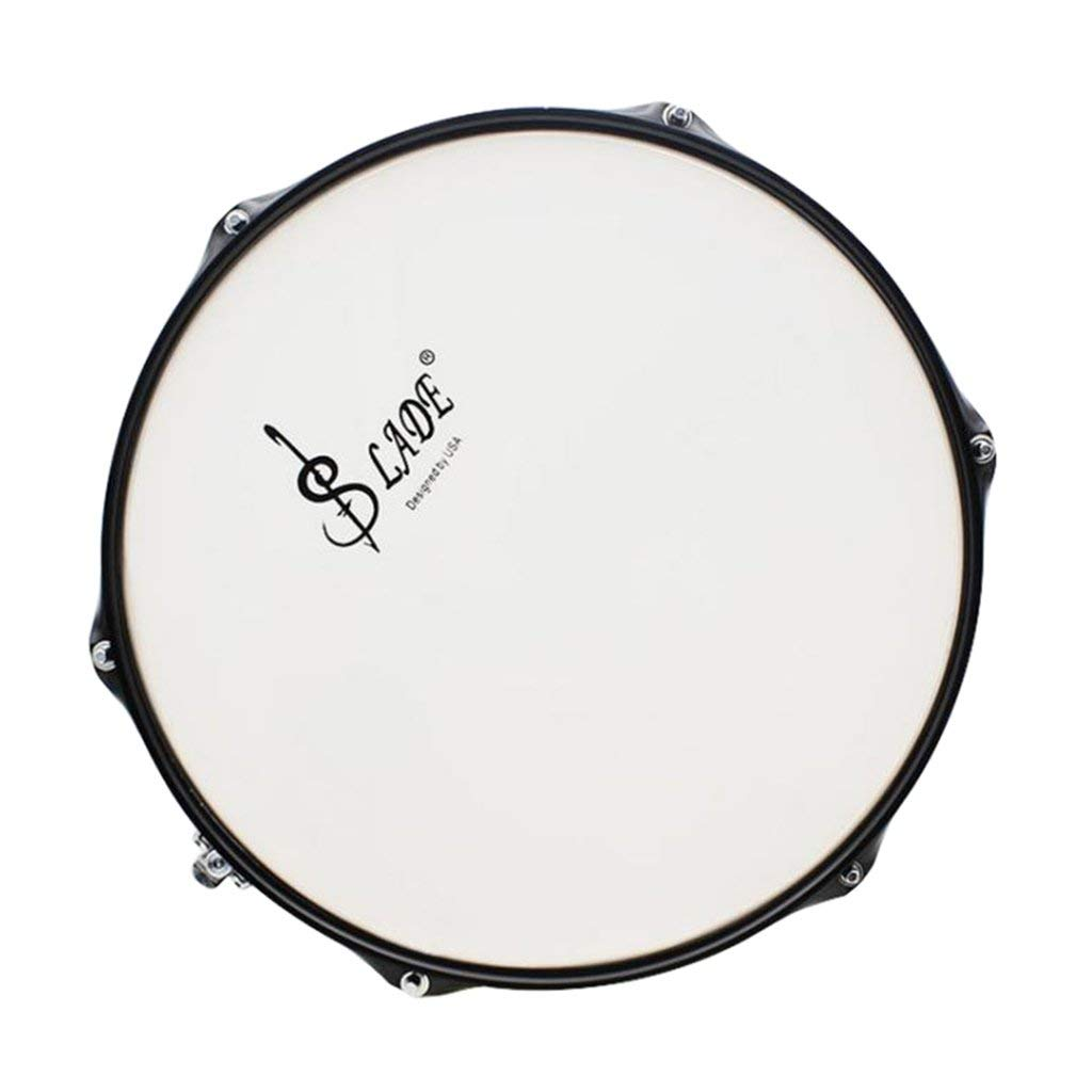 Dovewill LADE 14'' Snare Drum Head Musical Instrument Professional for Students Band Musical Team Gift