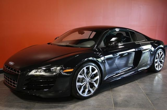 2010 Audi R8 2 Door Coupe