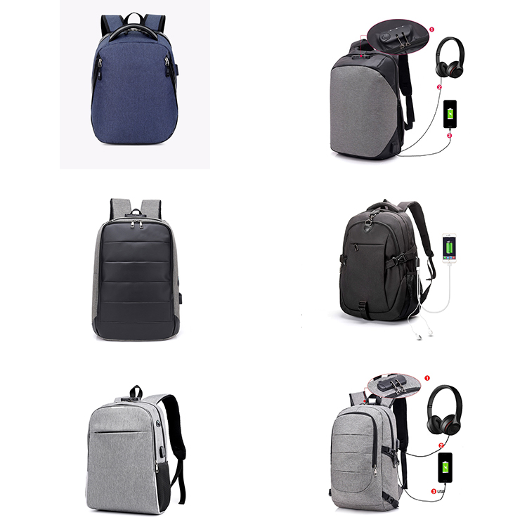 Wholesale Custom Small Canvas Drybag Usb Charger Backpack