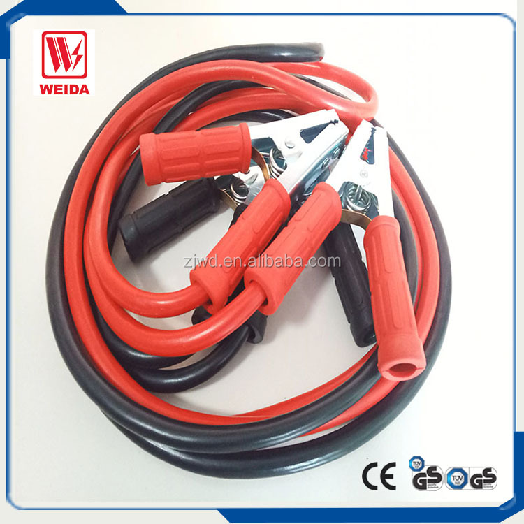 Industrial Heavy Duty 800AMP 1000AMP 1200AMP Jumper Cables Car Truck Suv Power Booster cable