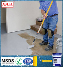 Industrial warehouse weight resistance epoxy type floor paint