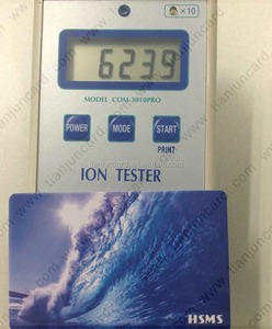 Nano Bio Energy Health Card Negative Ions Far Infrared Energy Carbon Life Scalar Energy Card 6000-8000 ions